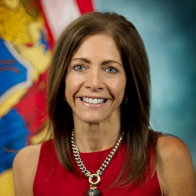 First Lady Tammy Snyder Murphy